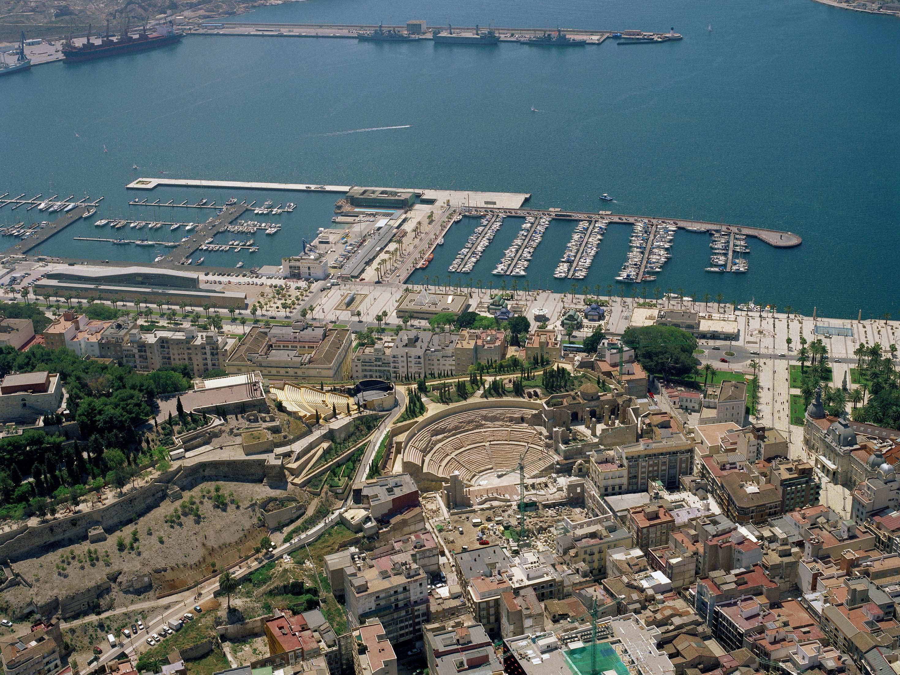'Cartagena tres Culturas'. Ruta guiada