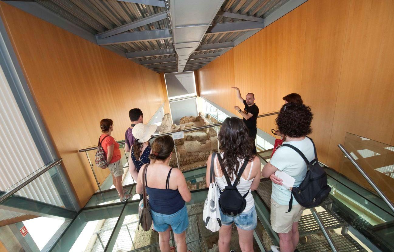 'De Qart Hadast a Carthago Nova'. Ruta guiada