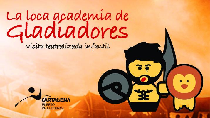 Loca academia gladiadores