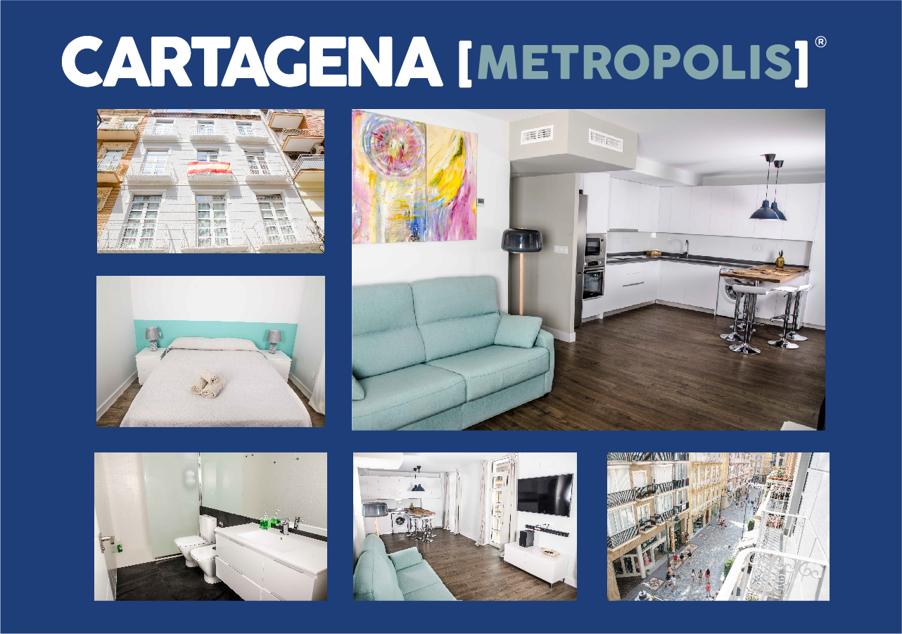 Metropolis luxury apartments