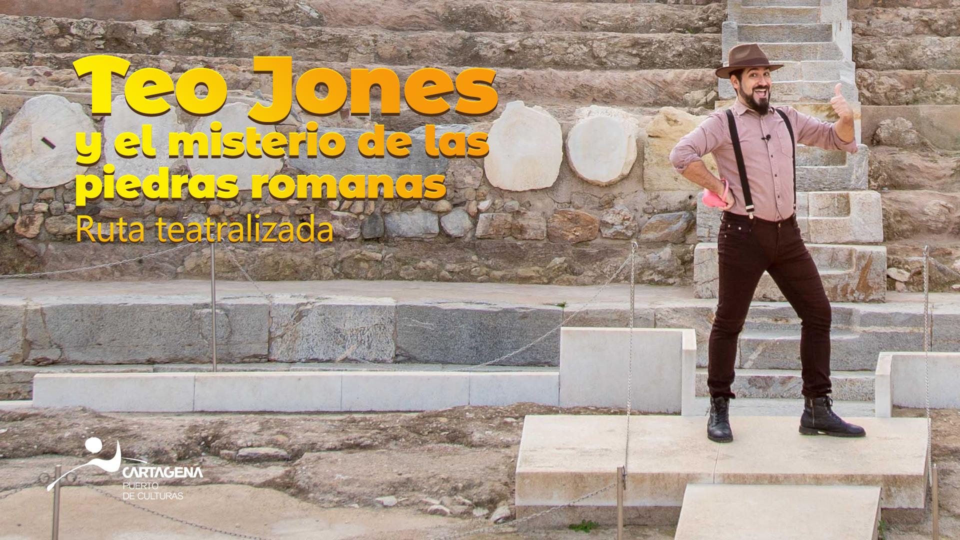 TEO JONES AND THE MYSTERY OF THE ROMAN STONES