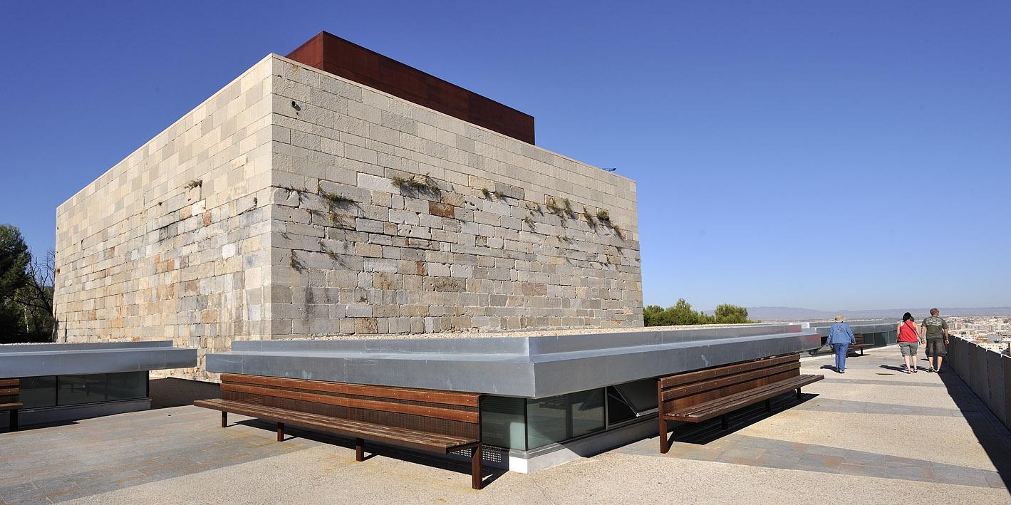 NOCHE DE LOS MUSEOS. CASTILLO DE LA CONCEPCIÓN. HORARIO CON SERVICIO DE VISITA GUIADA 16:30