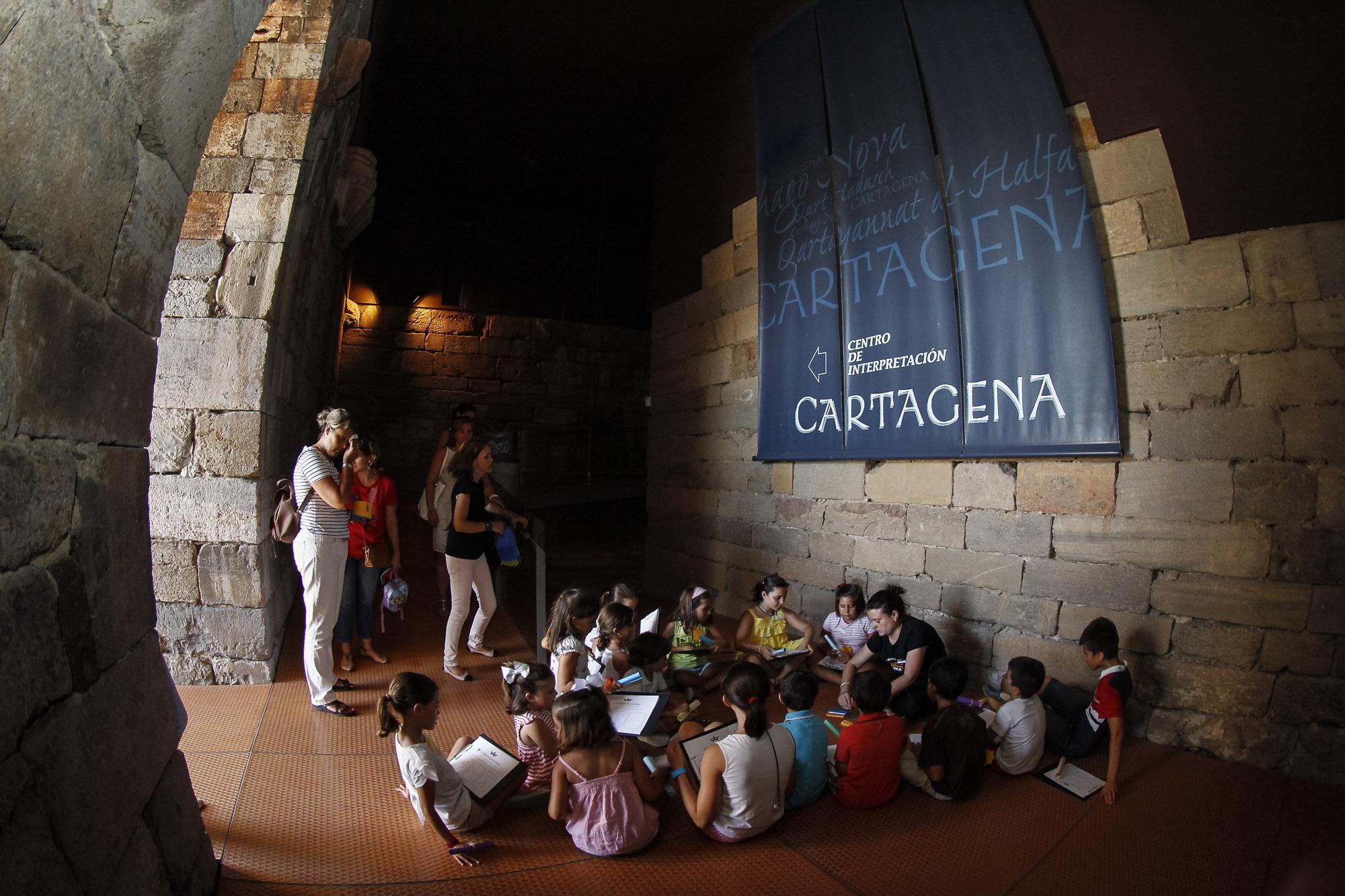 TALLER NOCHE DE LOS MUSEOS
