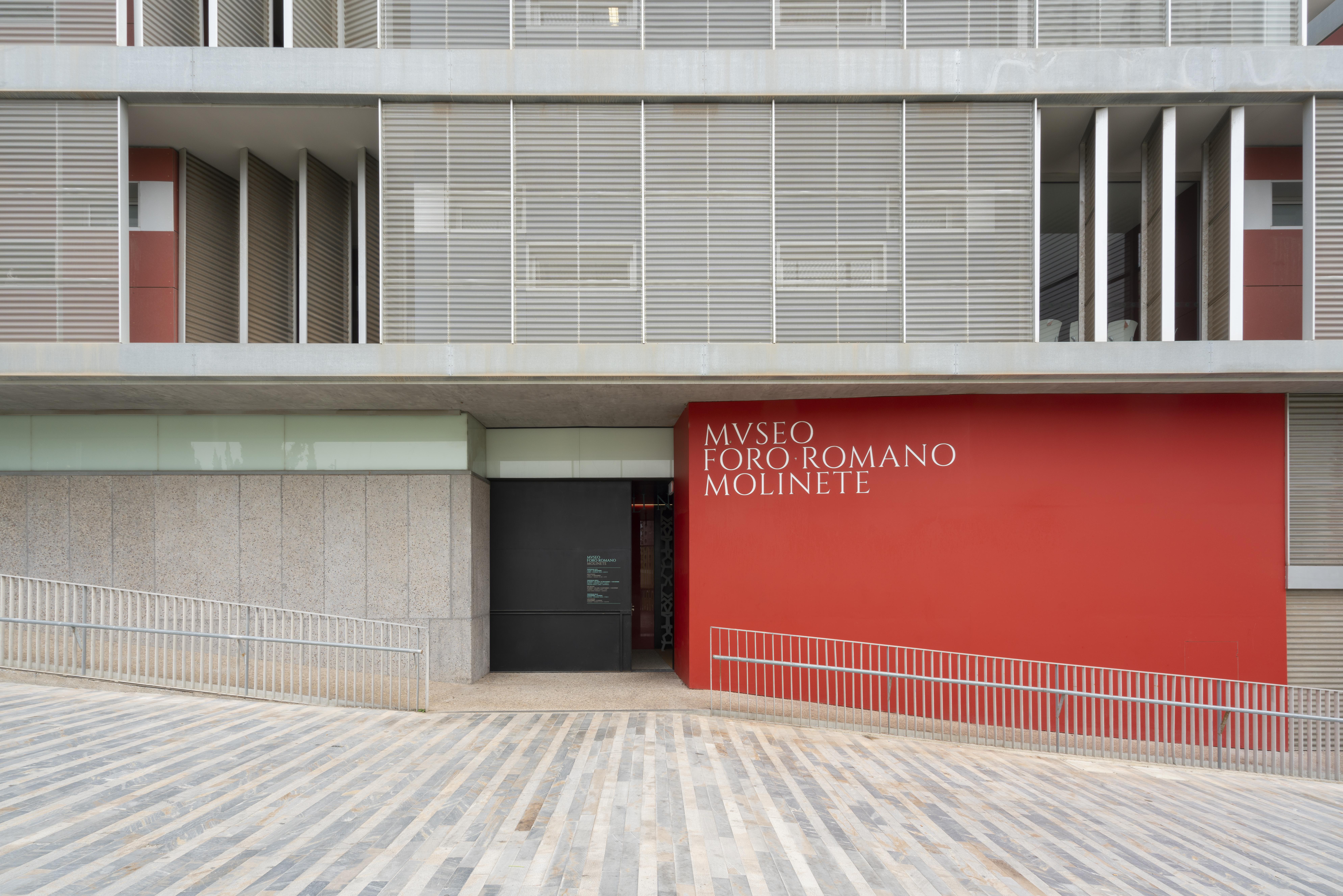 NOCHE DE LOS MUSEOS. MUSEO FORO ROMANO MOLINETE. HORARIO CON SERVICIO DE VISITA GUIADA 10:30