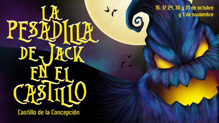 'La pesadilla de Jack en el Castillo de la Concepción'. MUSICAL FAMILIAR