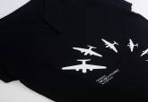 T-shirt avion homme